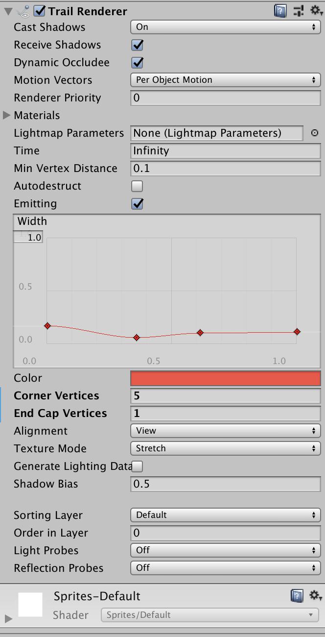 Unity Move Light Component