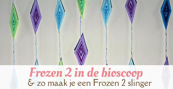 frozen slinger knutselen fb