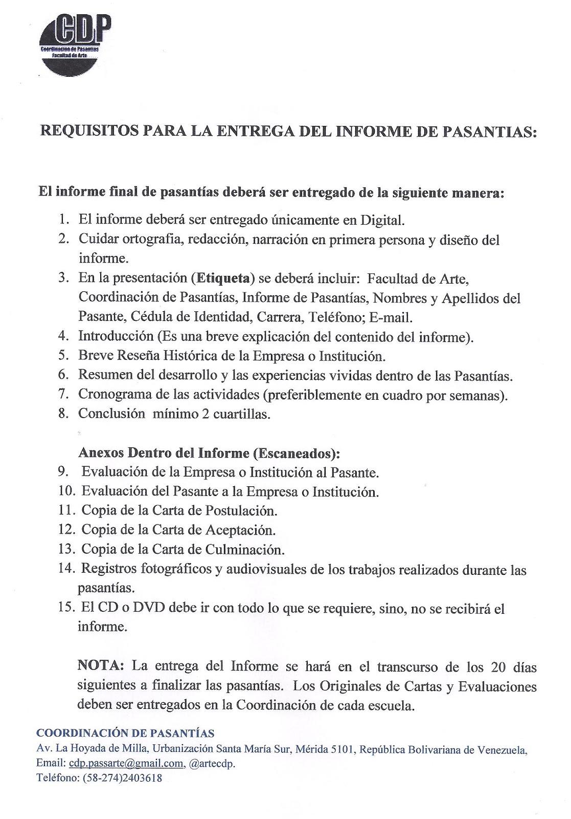 Lujoso Pasantías Y Cartas De Presentación Adorno - Ejemplo De ...