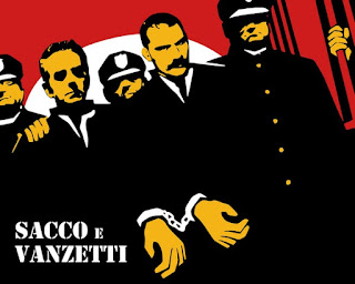 Sacco and Vanzetti, film poster