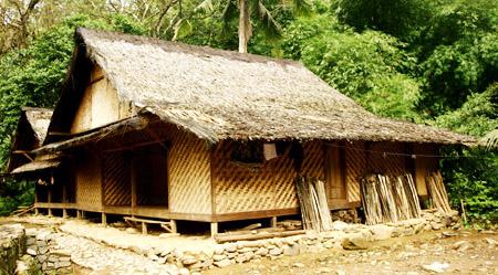 Hasil gambar untuk nama rumah adat baduy