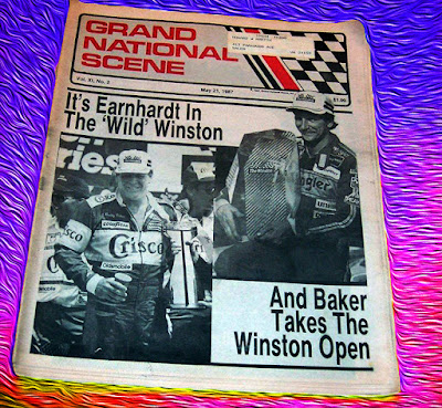 Robert Griggs Winston Cup Scene Grand National Racing Champions 1/64 NASCAR diecast blog GPC age