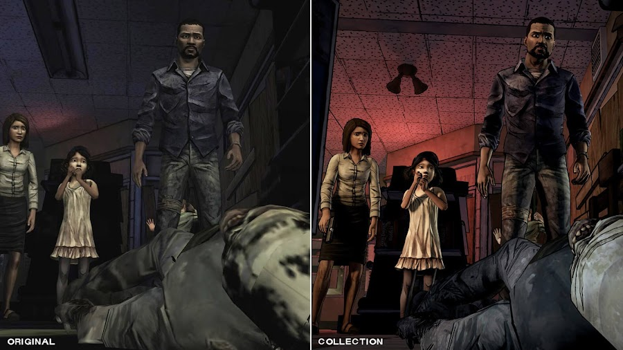 telltale walking dead lee everett