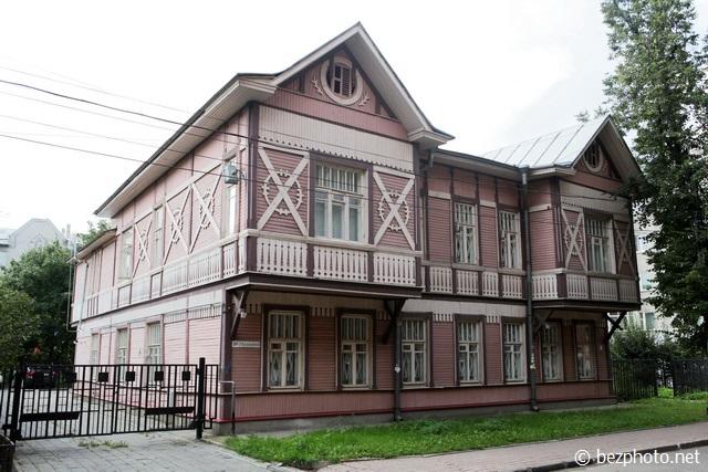 ярославль деревянные дома