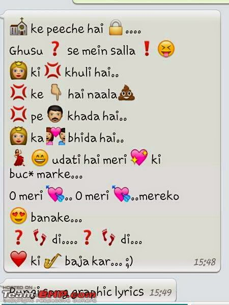 Whatsapp Smiley Status