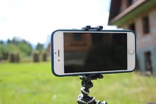Trik Fotografi Unik dengan Kamera Handphone