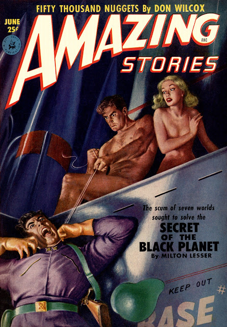 Amazing Stories Volumen 26 nº 6, junio 1952