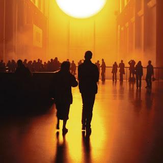 Sala de las turbinas en la Tate Modern