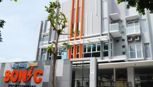 City One Express Sonic Airport, Penginapan Megah dengan Harga Terjangkau di Semarang