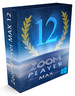 Zoom Player MAX 12.6 build 1260 poster box cover