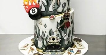 Viva the Fabulous Las Vegas Cakes!