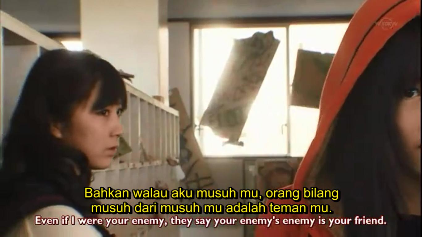 Kata Kata Mutiara Dalam Drama Majisuka Gakuen Season 1 Kakak