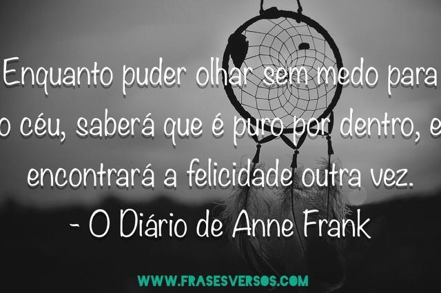 Tag Frases Bonitas Do Livro O Diario De Anne Frank