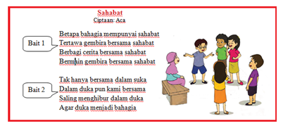 gambar Soal UAS Kurikulum 2013 SD + kunci balasan Tahun Pelajaran 2016/2017