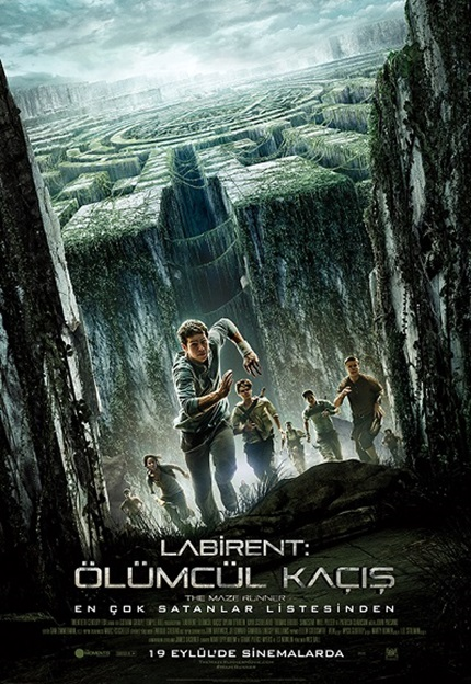 Labirent: Ölümcül Kaçış (2014) 1080p Film indir