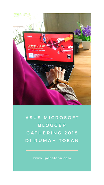 Asus blogger gathering