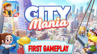 Download City Mania: Town Building Game v1.0.1c Mod Apk