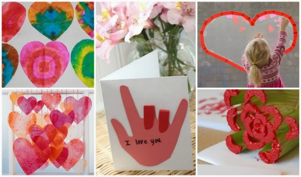 Valentine's Activities for Kids
