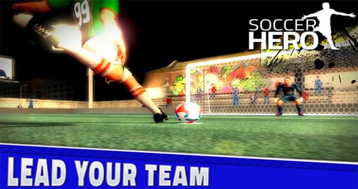 تحميل لعبة Score Hero2018 مجانا
