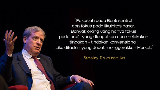 Stanley Druckenmiller kata bijak