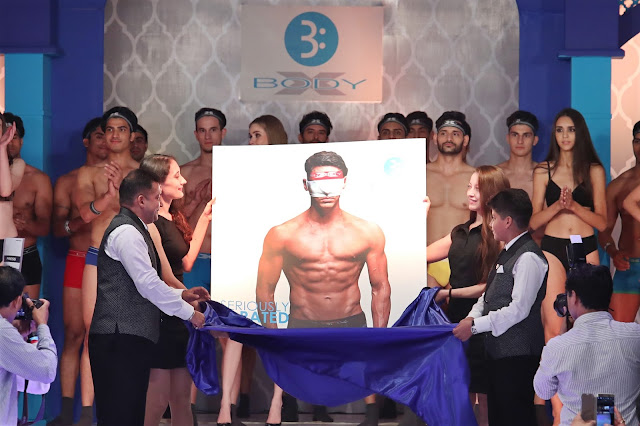 BODYCARE CREATIONS UNVIELS 'BODY X '- AN EXCLUSIVE MEN'S INNERWEAR RANGE