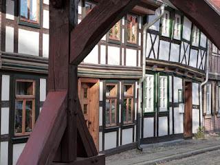 Fachwerk, Wernigerode, Fachwerkhaus, Fachwerkhäuser