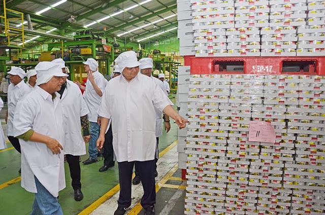 Menperin: Industri Berperan Penting Serap Bahan Baku dan Tenaga Kerja Lokal