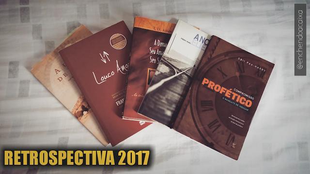 Retrospectiva Literária 2017
