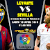 Agen Piala Dunia 2018 - Prediksi Levante vs Sevilla 28 April 2018