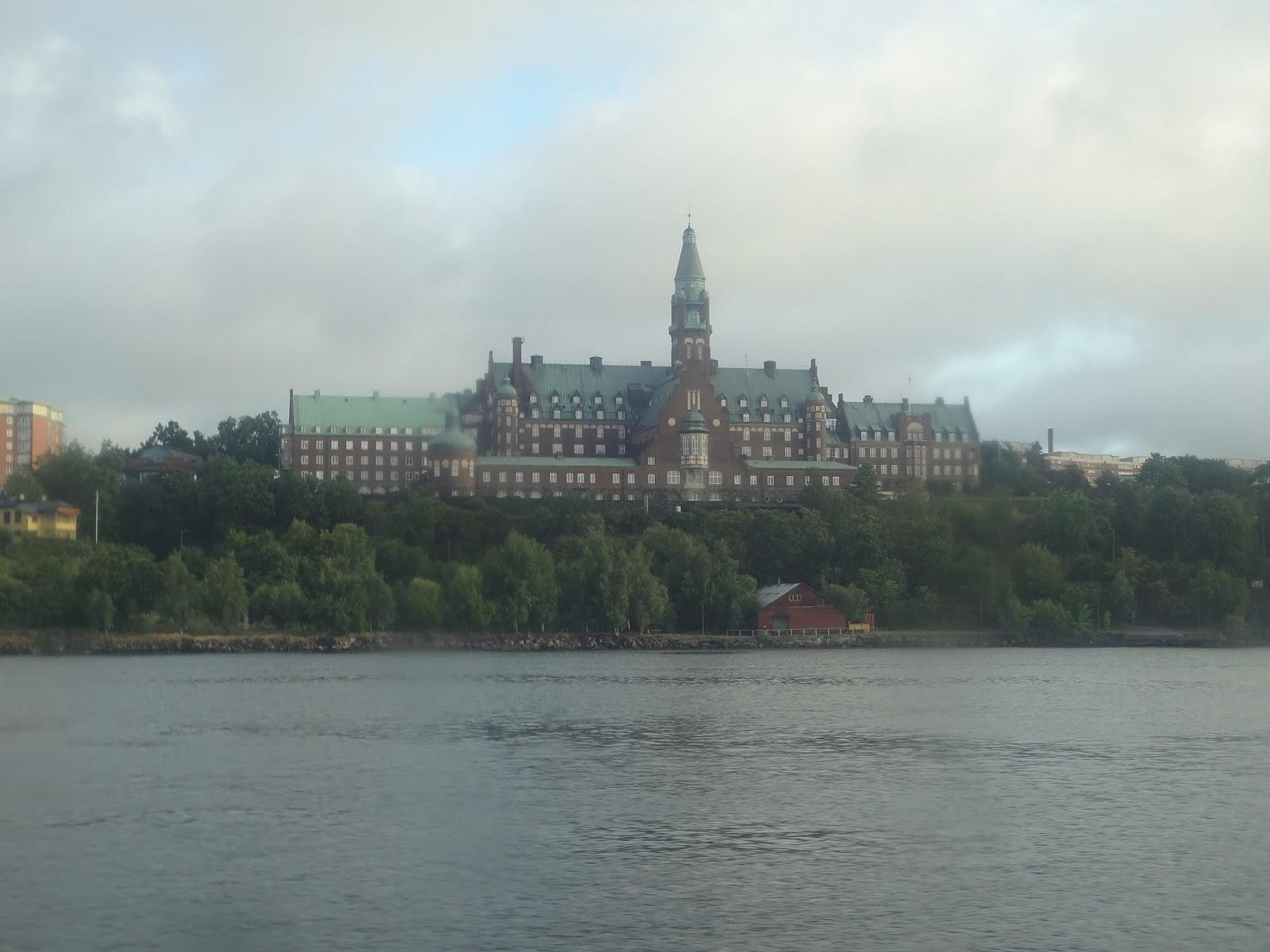 vue sur la rive