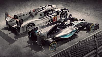 F1 VS WEC