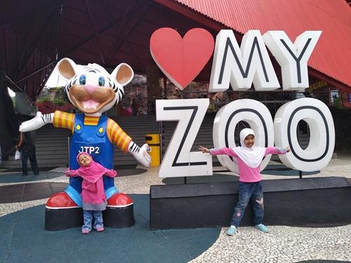 Berlibur ke Batu Secret Zoo Sambil Bermain dan Belajar.