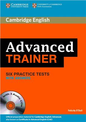 Download free Audio Advanced Trainer CD1