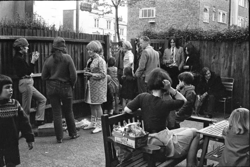 Famous London Restaurants In The Sixties