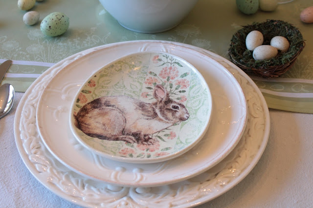 classic easter tablescape pottery barn bunny plates adorable easter decor white plates charger eggs nests