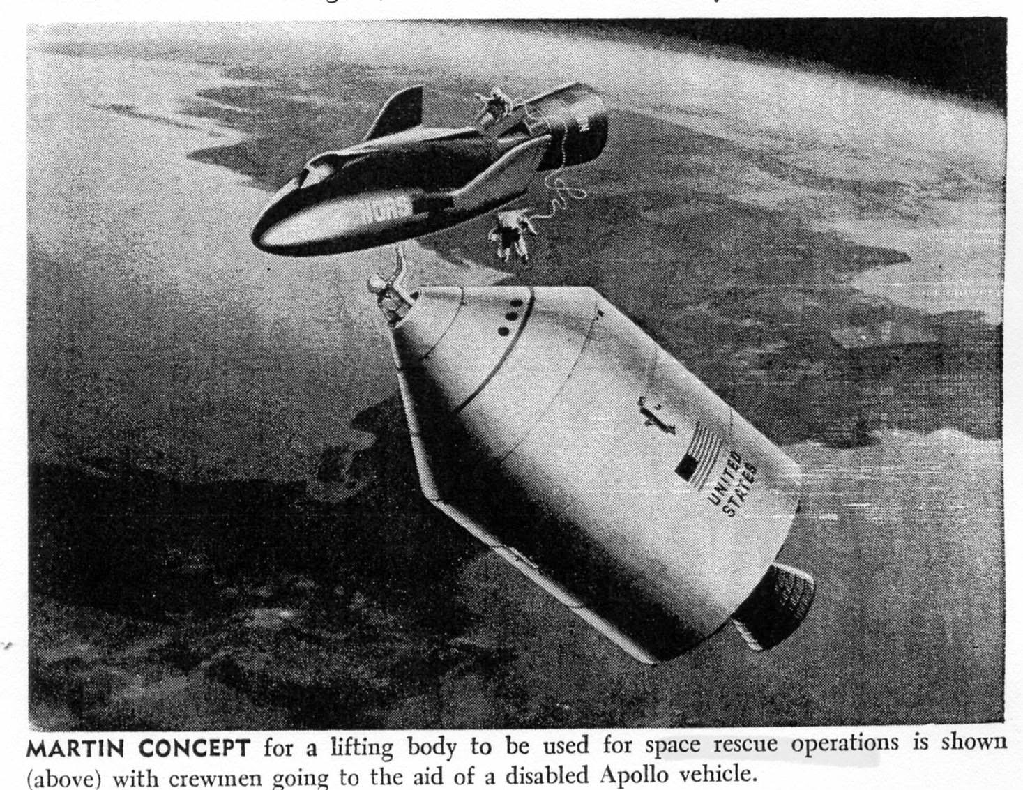 lifting body spacecraft -#main