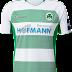 Hummel divulga a nova camisa titular do Greuther Fürth