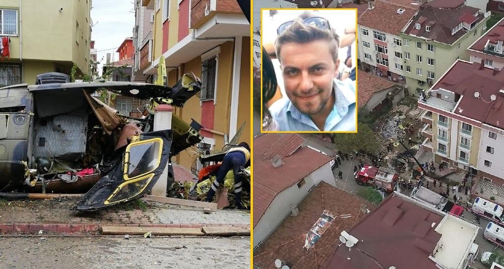 Helikopter kazasından ağır yaralı kurtarılan asker şehit oldu