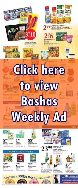 Bashas Weekly Ad