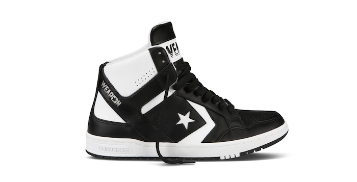 9b24a537949 Let me take you back to the glorious Converse Weapon Era through these  just-as-iconic commercials