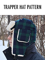 Trapper Hat Pattern