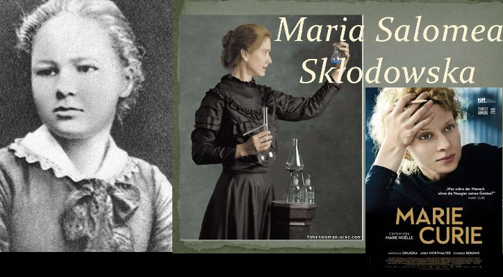 Μαρί Κιουρί άλλη μια ξεχασμένη εφευρέτρια που έδωσε τα φώτα της στην επιστήμη