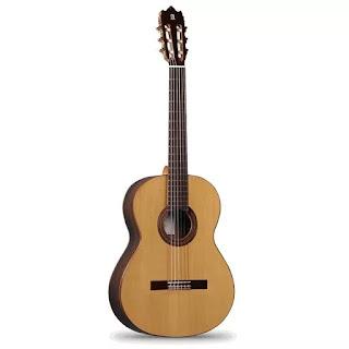 Spesifikasi Alhambra Gitar Klasik Spain Iberia 2.253