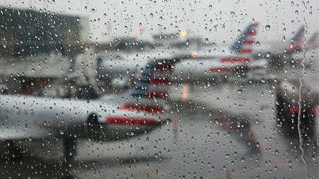 Suspenden vuelos en varios aeropuertos por falta de empleados en estados unidos.