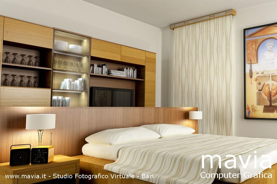 Arredamento di interni modelli 3d interni camera da for Programma per 3d interni