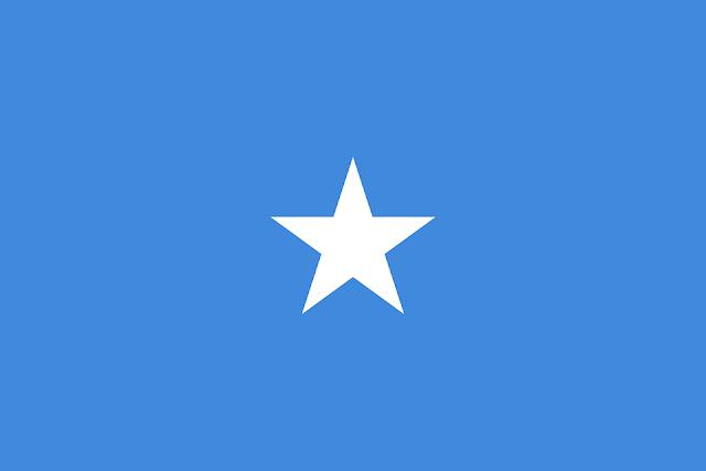 Bandera de Somalia