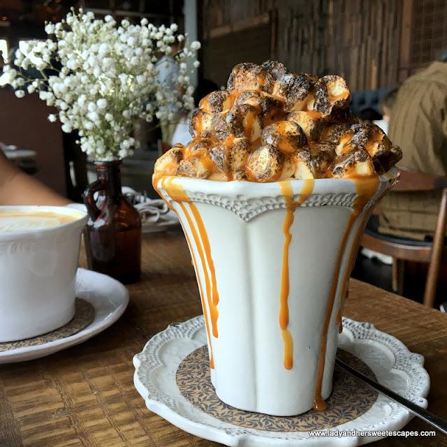 Cocoa Room Hot Chocolate