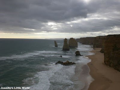 Great Ocean Road drive, Australia