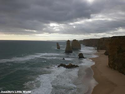 Great Ocean Road drive, Australia