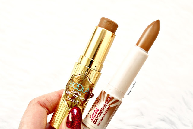cream contour products, benefit hoola contour stick